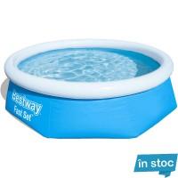 Piscina gonflabila Bestway Fast-Set-Pool, Ø 244 cm, H 66 cm