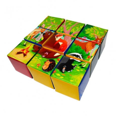 Set Cuburi Puzzle [Personalizabil]