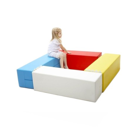 Set Banca Tetris Block